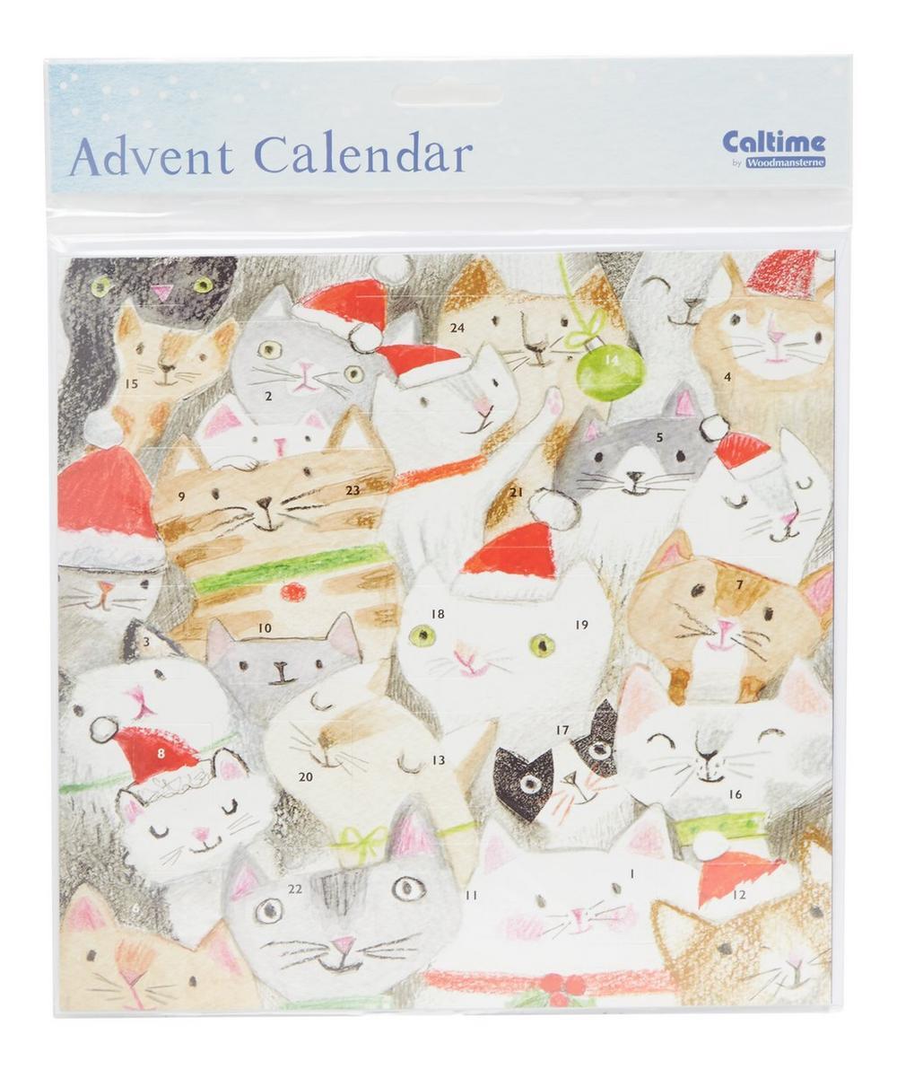 Cats Card Advent Calendar