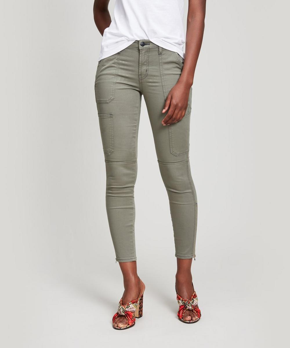 Skinny Utility Trousers