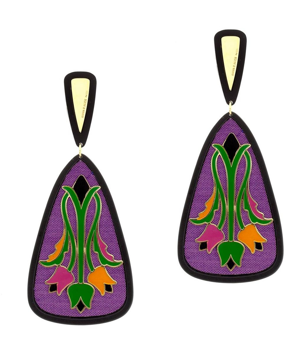 Tulipani Decsin Drop Earrings