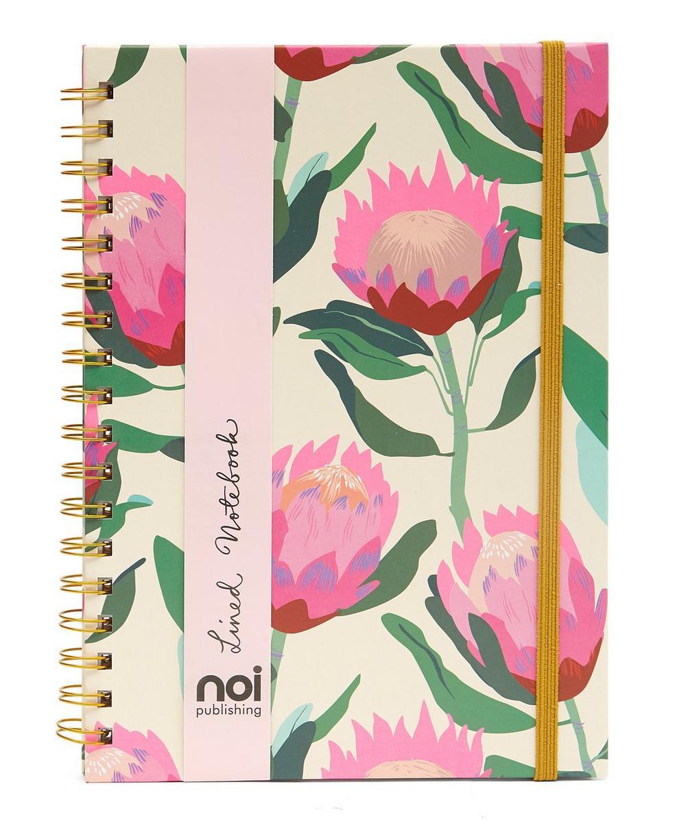 Noi Protea Notebook