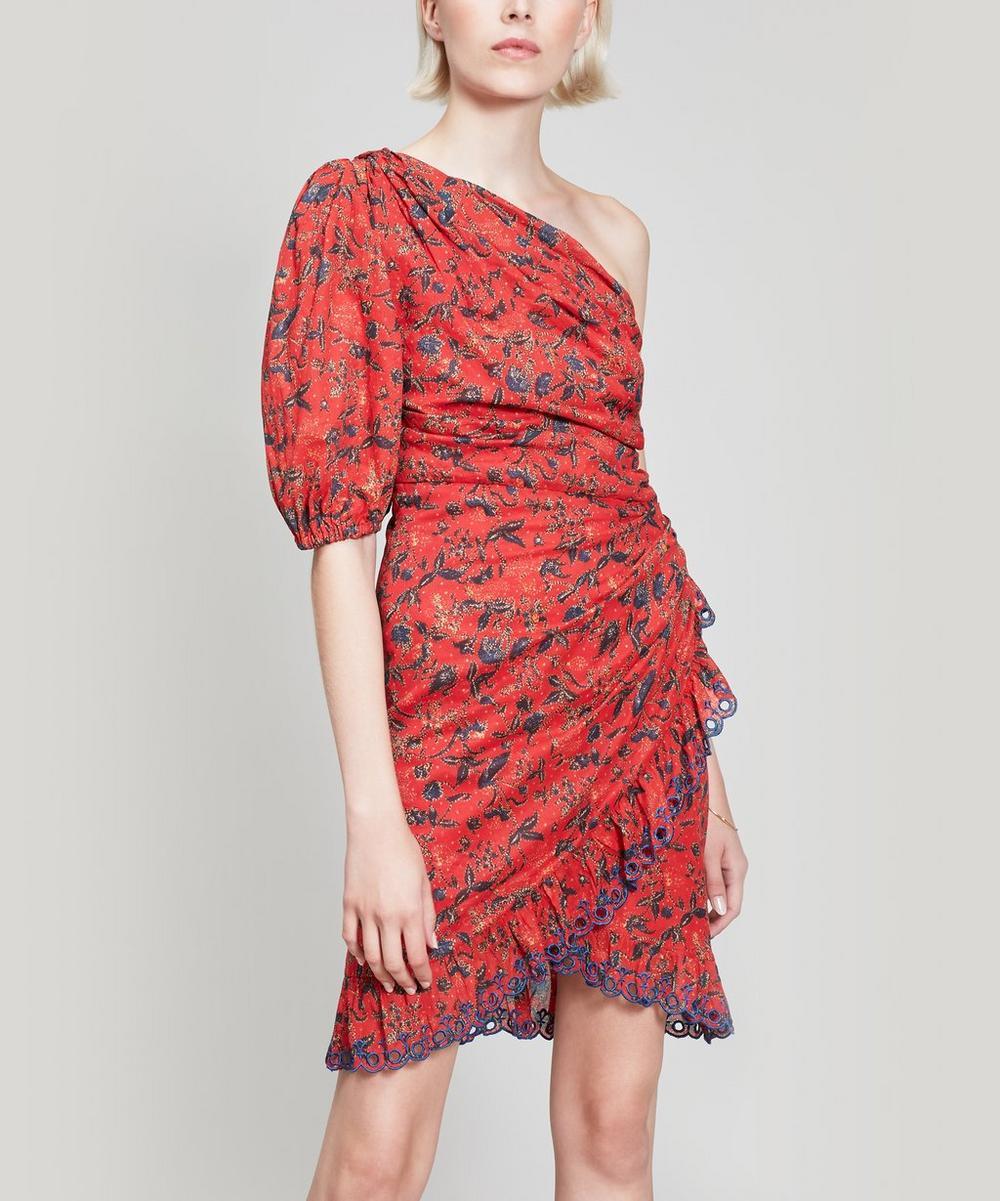 Ester One Shoulder Dress