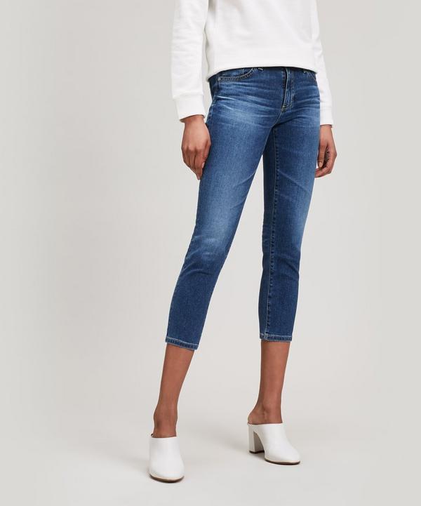 Prima Crop Jeans