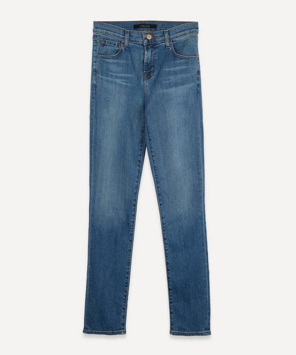 Ruby High-Rise Cigarette Jeans