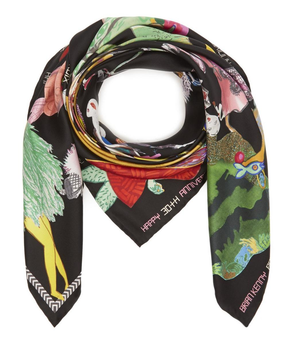 Christian Lacroix Sweetie Scarf
