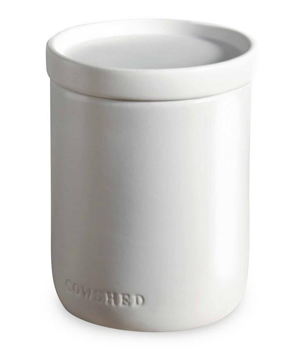 Cowshed Cotton Bud Canister