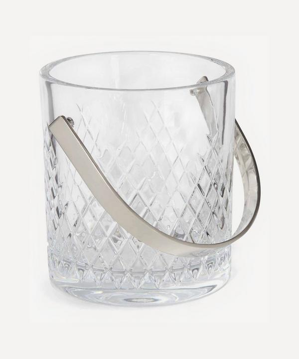 Barwell Cut Crystal Ice Bucket