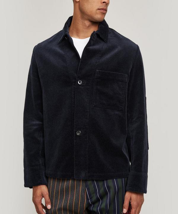 Cord Pocket Jacket