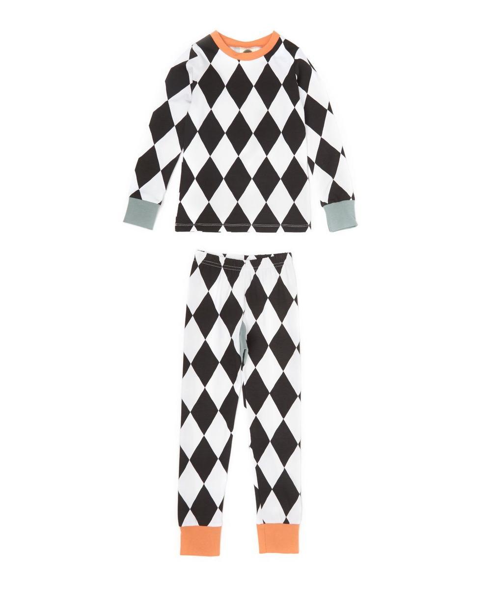Harlequin Slim Jyms Pyjamas 2-8 Years