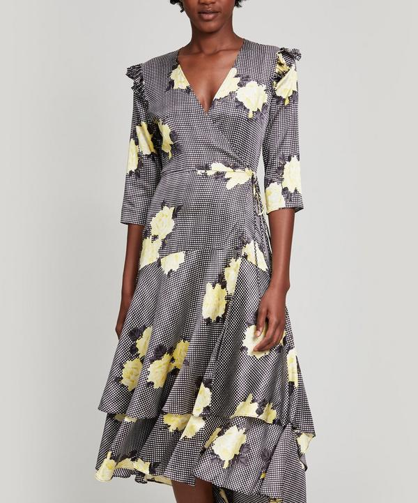 Calla Silk Dress