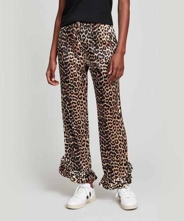 Calla Silk Trousers