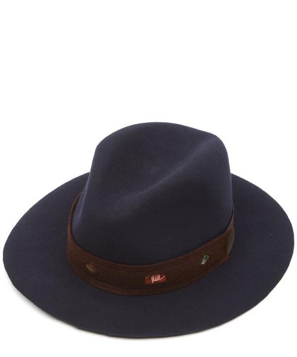 Biameti Wool and Felt Fedora