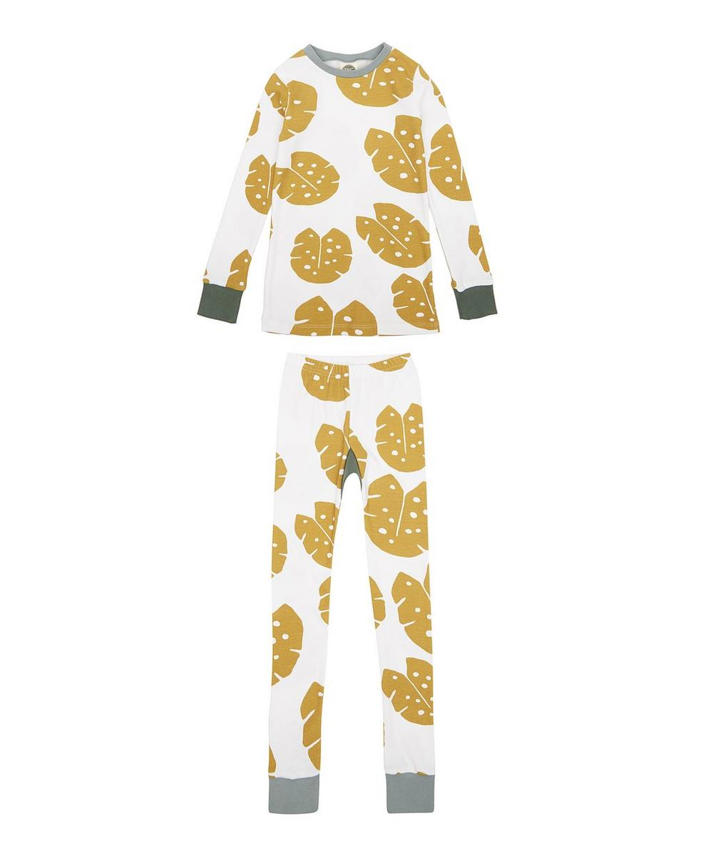 Monstera Slim Jyms Pyjamas 2-8 Years