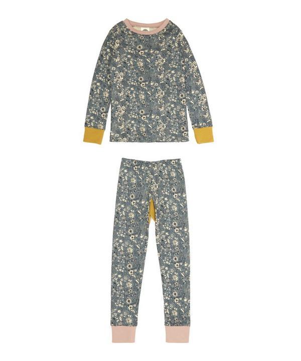 Ditsy Floral Slim Jyms Pyjamas 2-8 Years