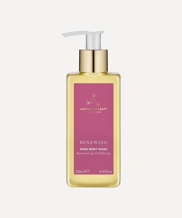 Renewing Rose Body Wash 250ml