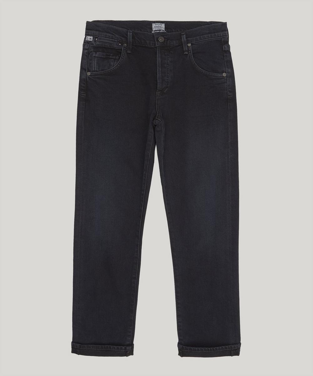 Emerson Slim-Fit Boyfriend Jeans
