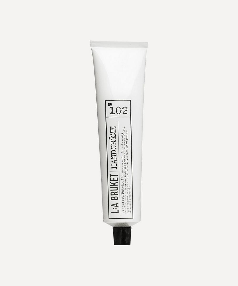 102 Bergamot Patchouli Hand Cream 70ml