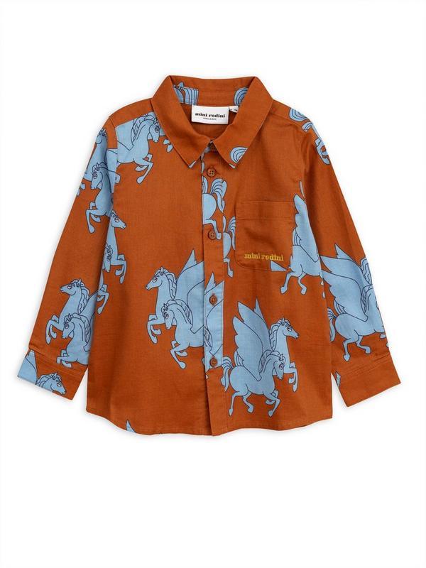 Pegasus Woven Shirt 2-6 Years