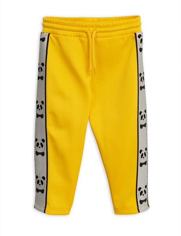 Yellow Panda Track Pants 2-6 Years