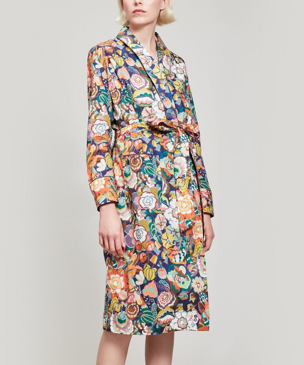 Gatsby Garden Tana Lawn Cotton Long Robe