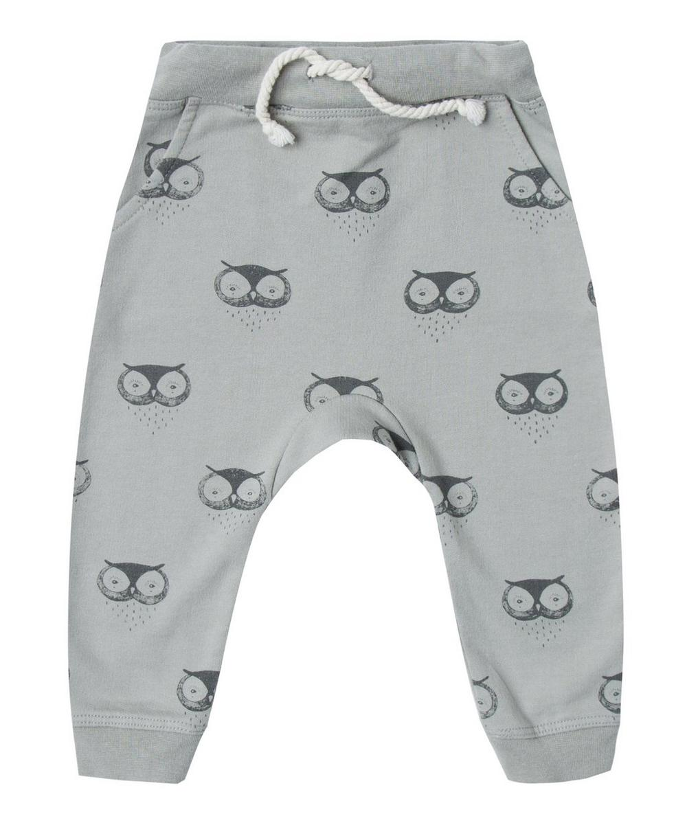Owl Sweatpant 3 Months-3 Years