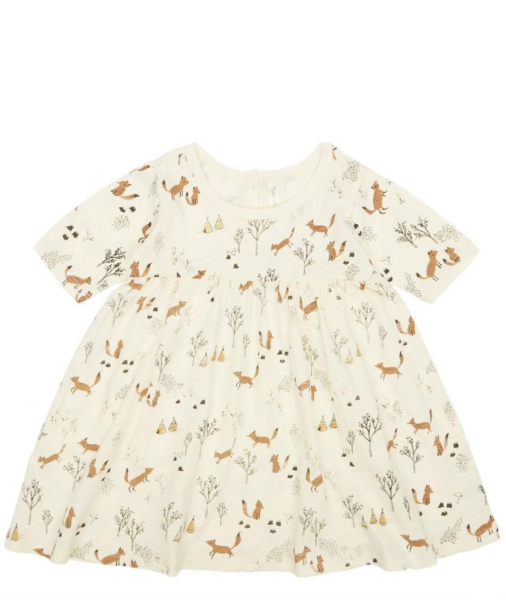 Fox Land Finn Dress 3 Months-3 Years