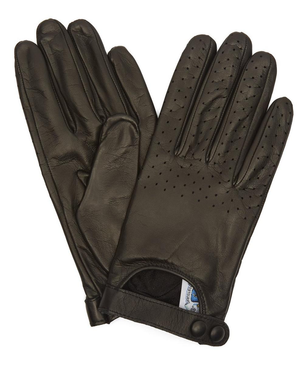 Nappa Leather Driving Gloves