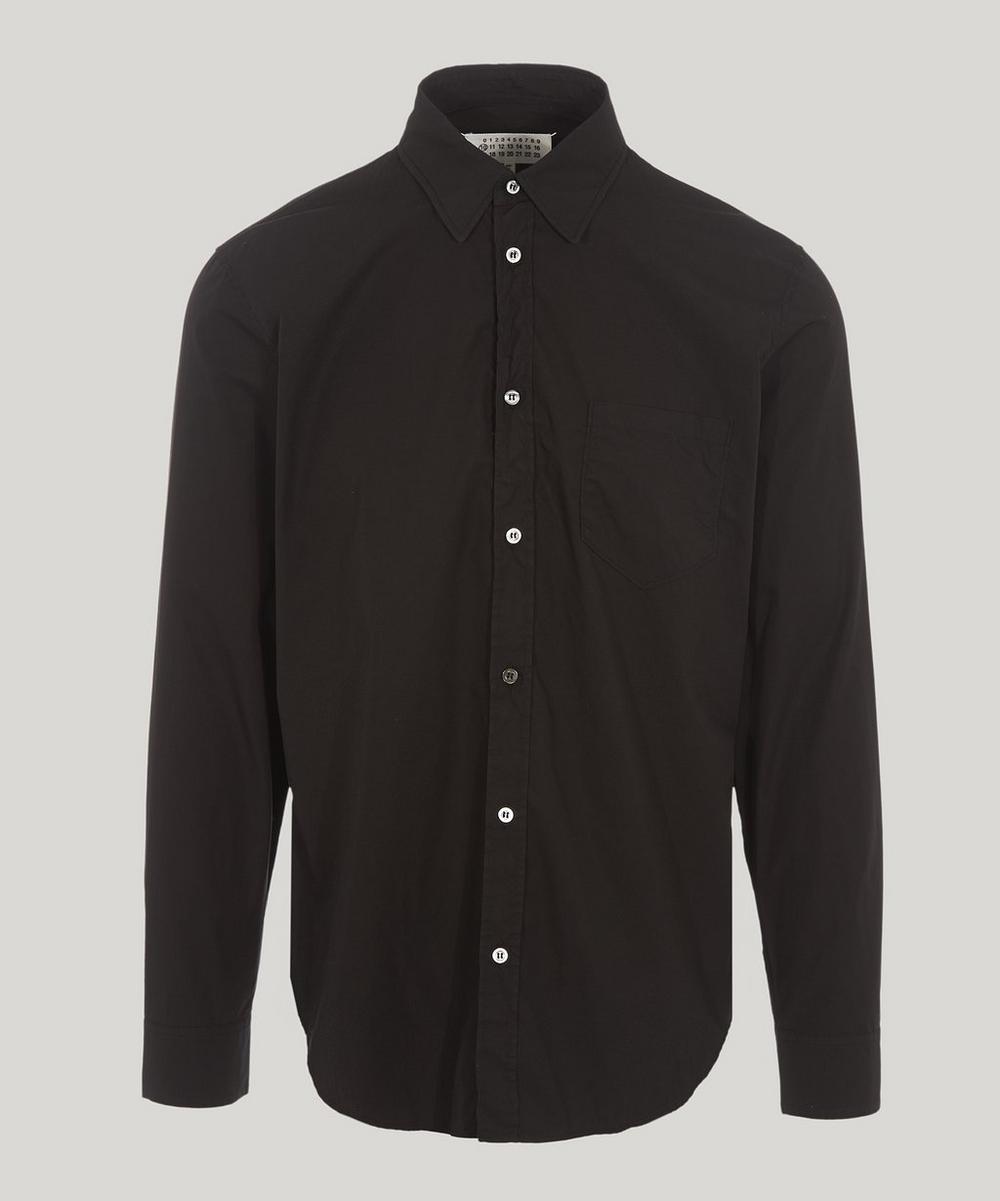 Overdyed One Pocket Shirt