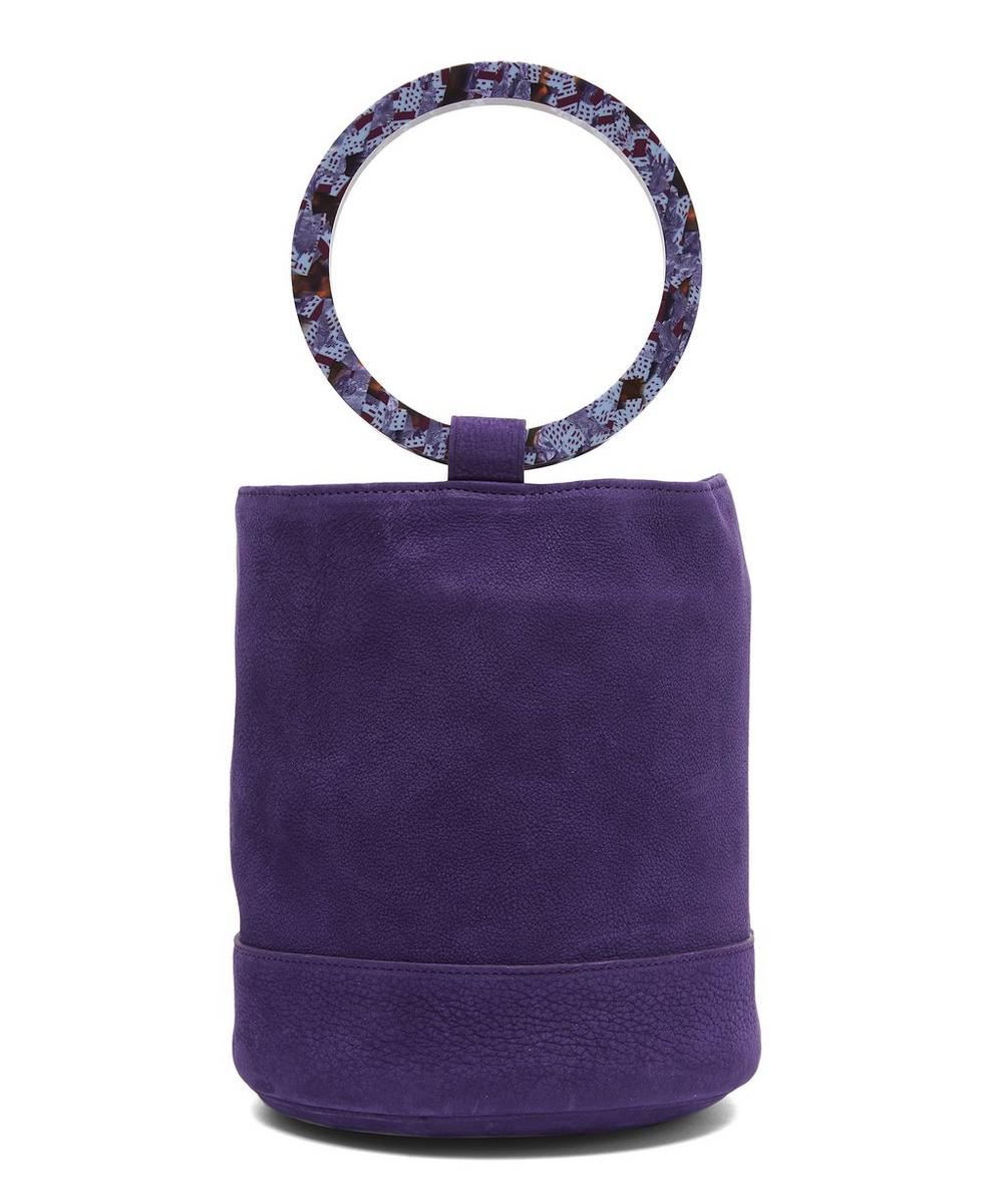 Bonsai 20 Suede Bucket Bag