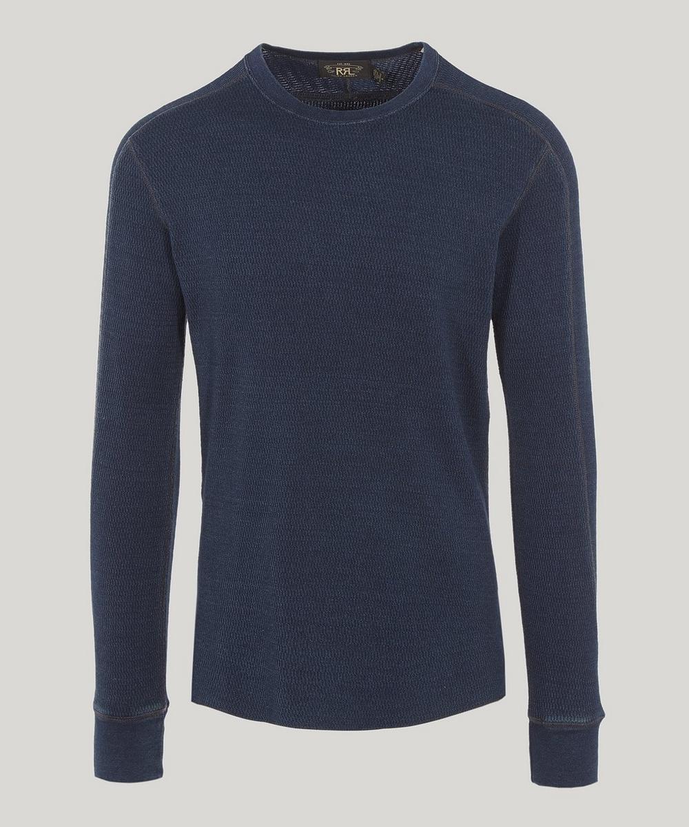 Henley Long-Sleeved T-Shirt