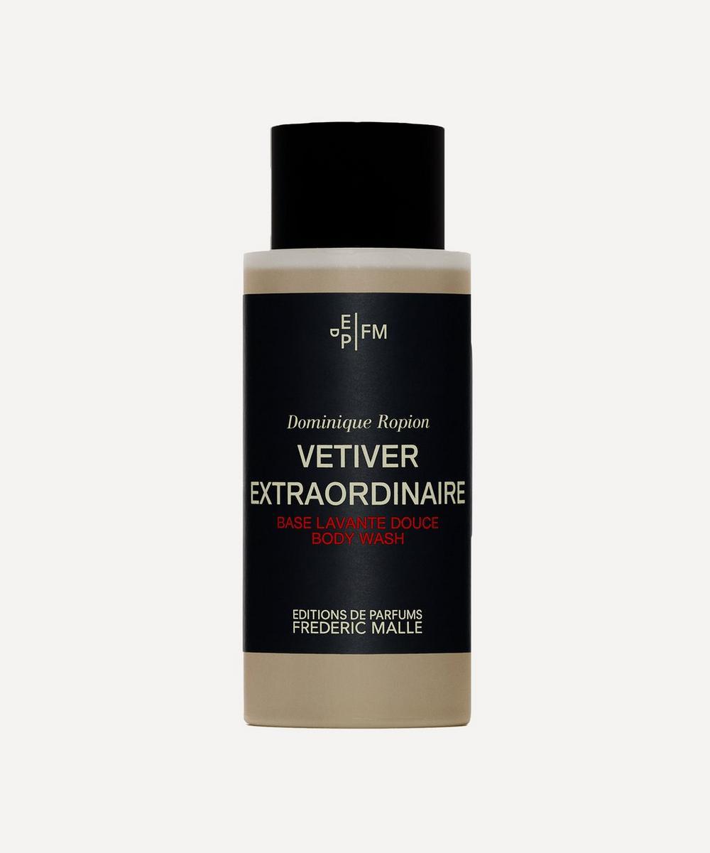 Vetiver Extraordinaire Body Wash 200ml
