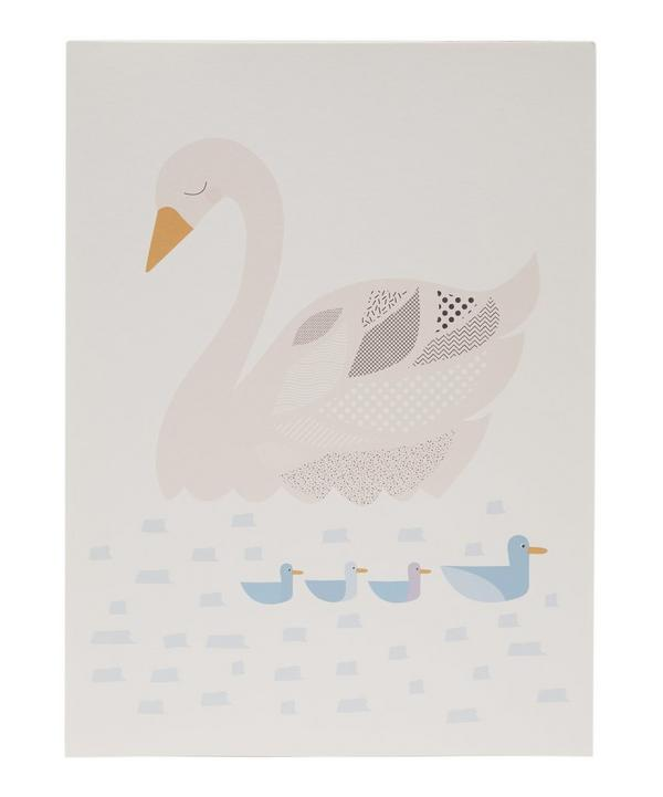 The Ugly Duckling Print