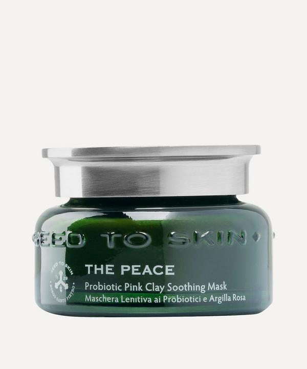 The Peace Probiotic Pink Clay Soothing Mask 50ml