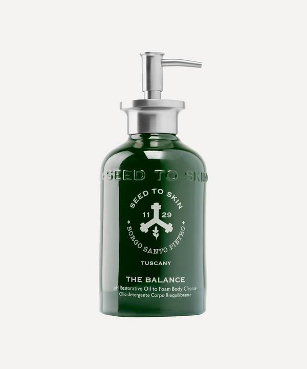 The Balance Restorative Shower Oil 300ml