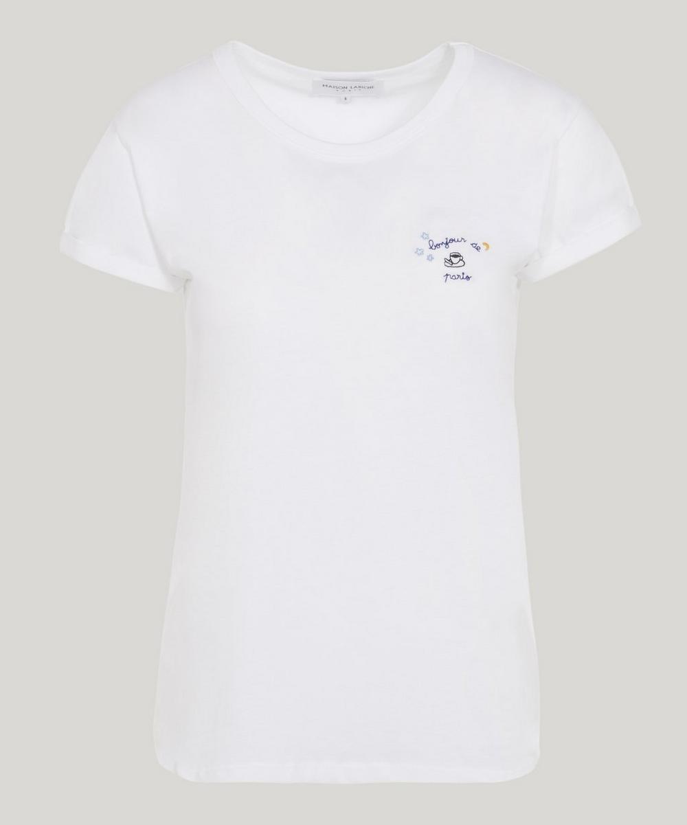 Bonjour De Paris T-Shirt