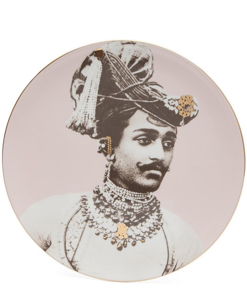 Maharaja 03 Plate