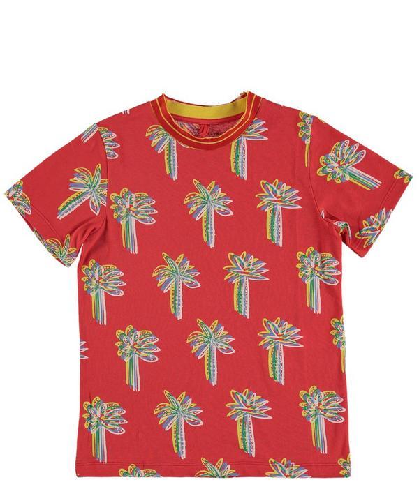 Graphic Palm T-Shirt 2-8 Years