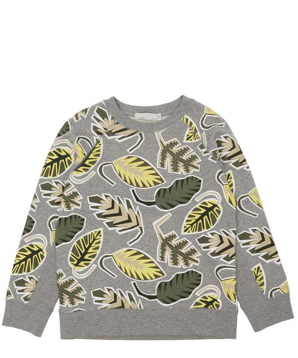 Palm Leaf Sweater 2-8 Years
