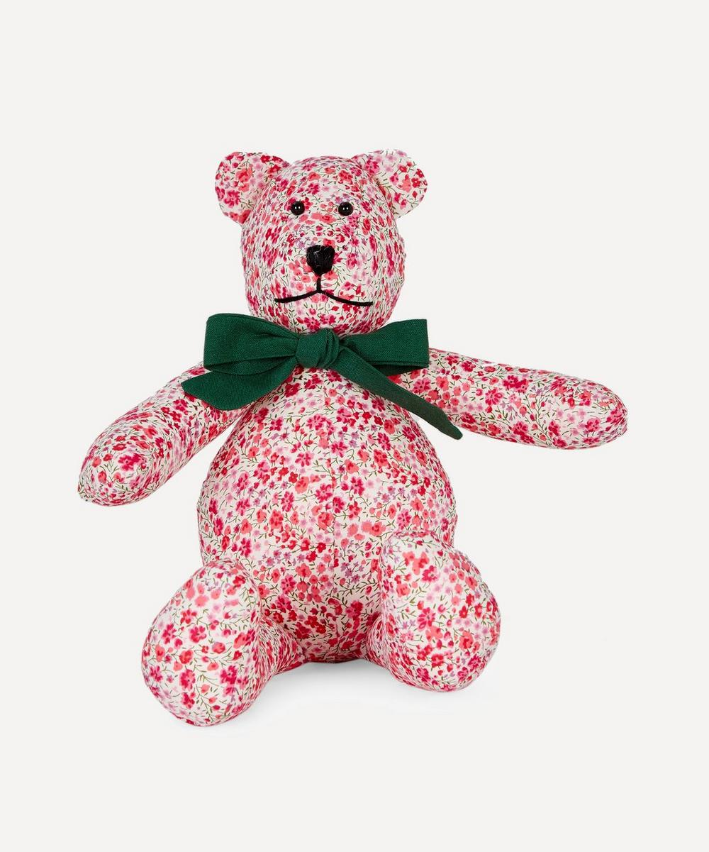 Small Phoebe Liberty Print Bear