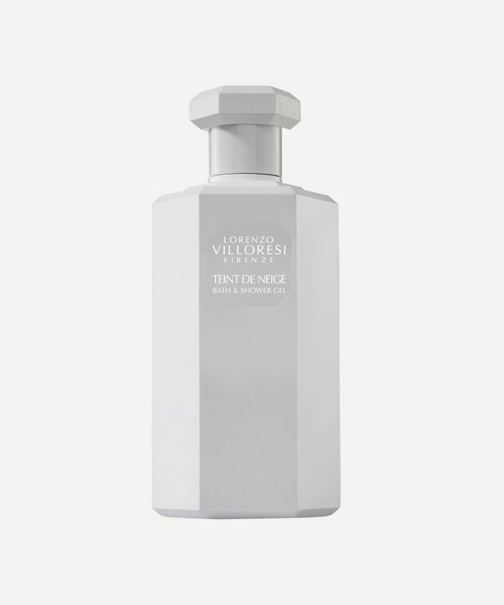 Teint de Neige Bath and Shower Gel 250ml
