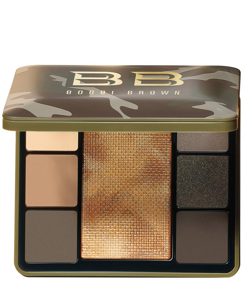 Luxe Eye and Cheek Palette in Camo