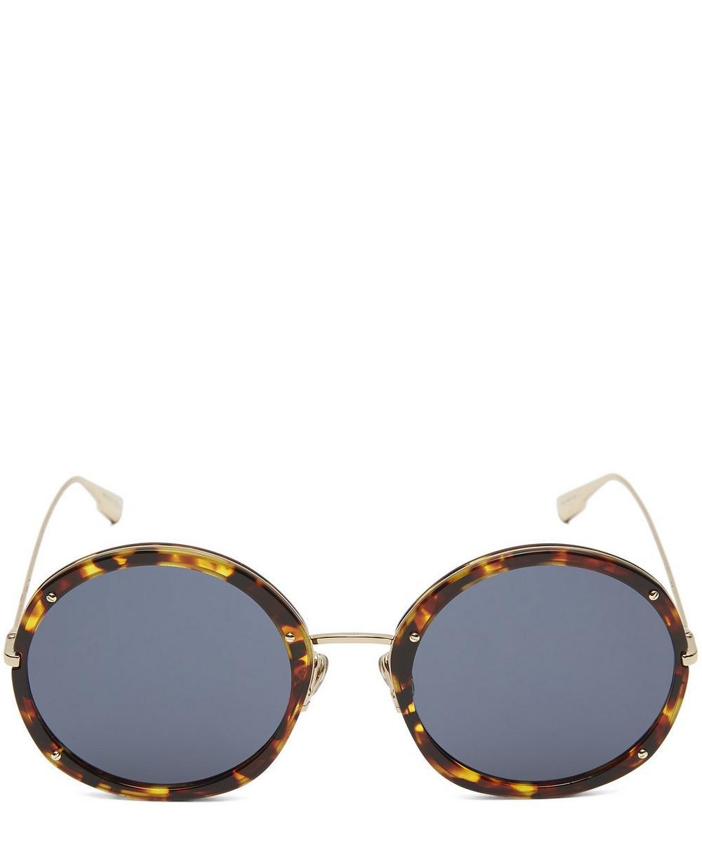 Hypnotic Round Sunglasses