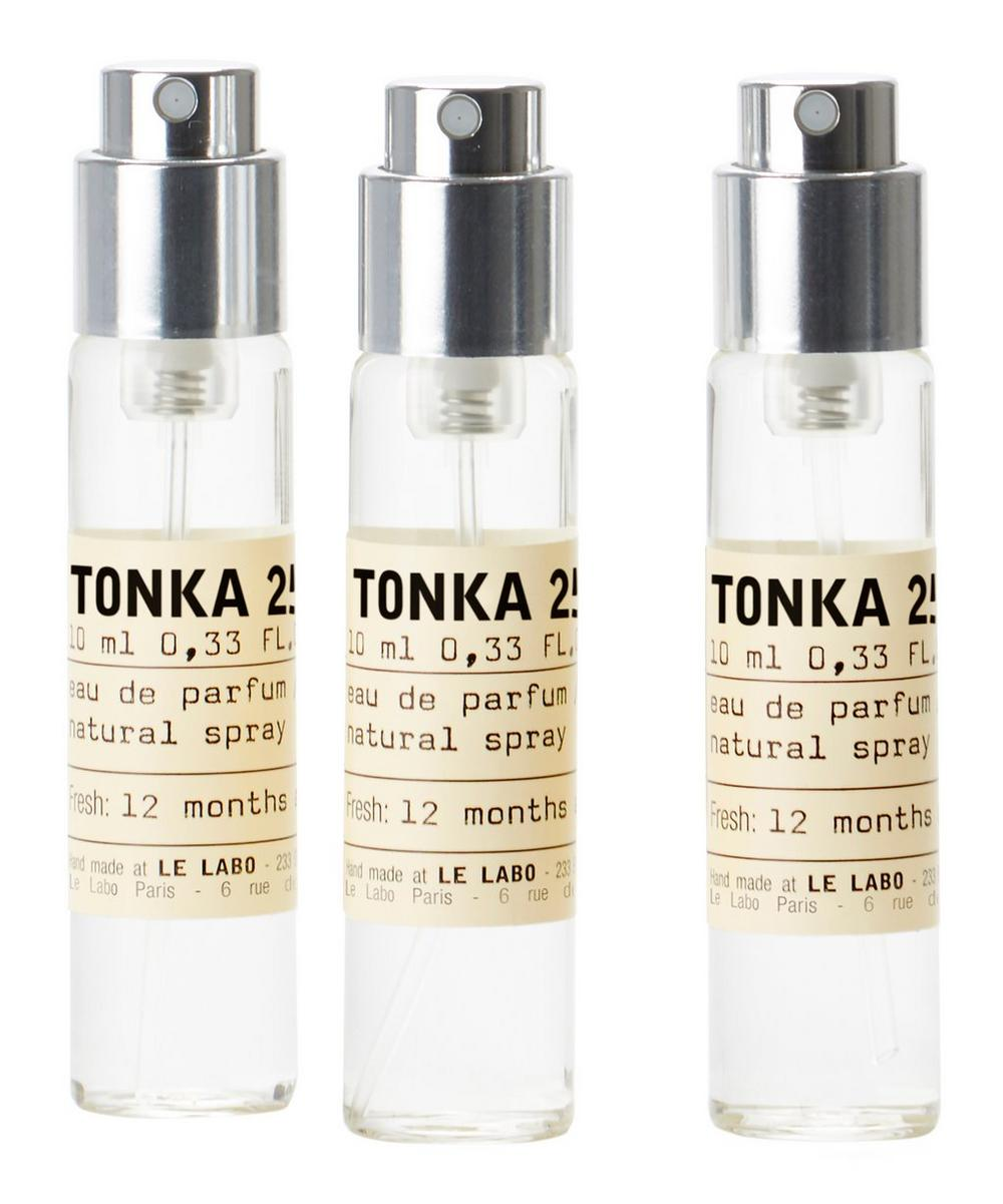 Tonka 25 Eau de Parfum Travel Tube Refills