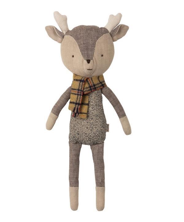 Winter Friends Boy Reindeer Toy