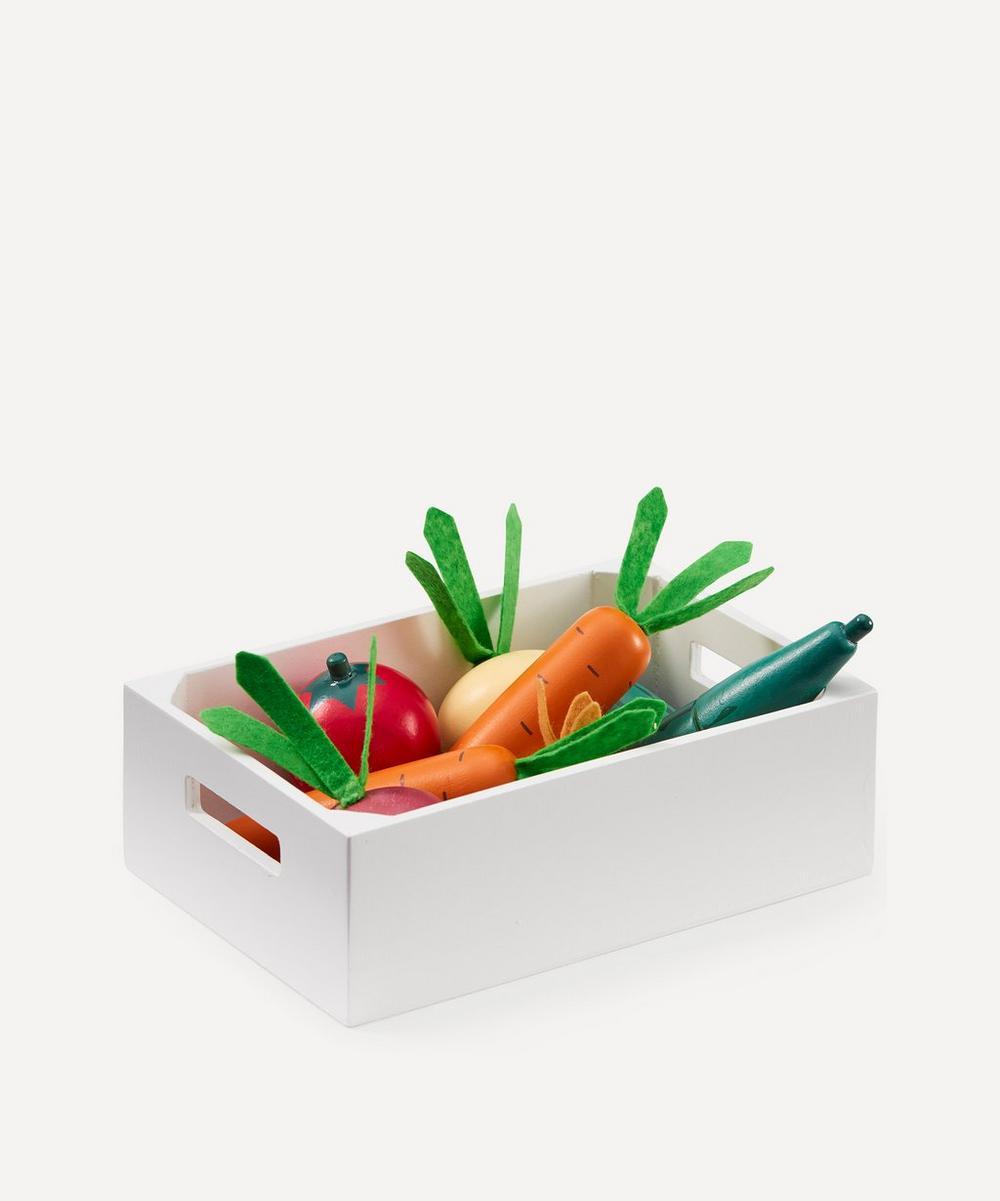 Mixed Vegetable Box