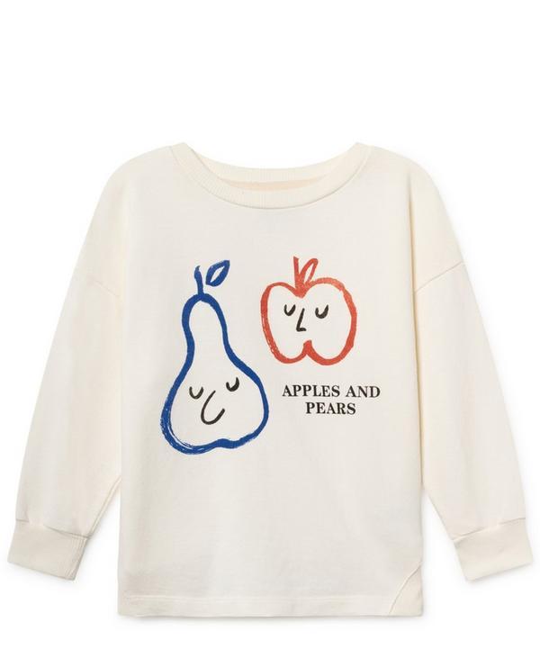 Apples and Pears Sweatshirt 2-8 Years