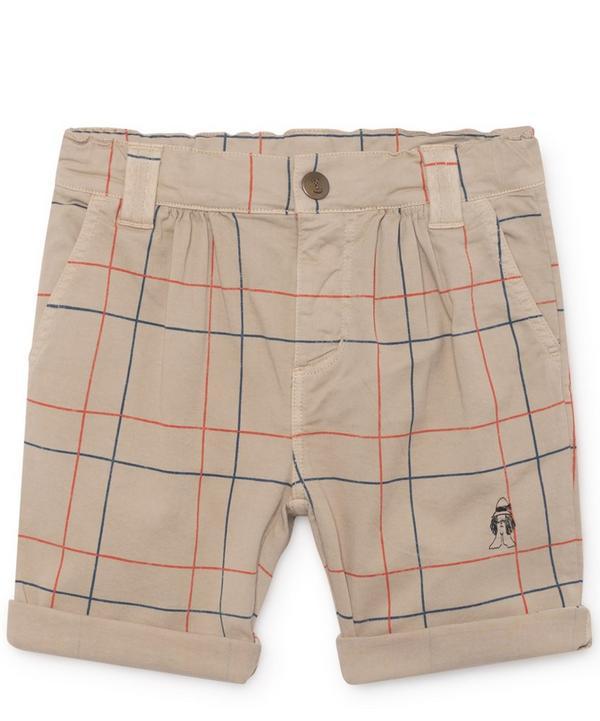 Lines Bermuda Shorts 2-8 Years