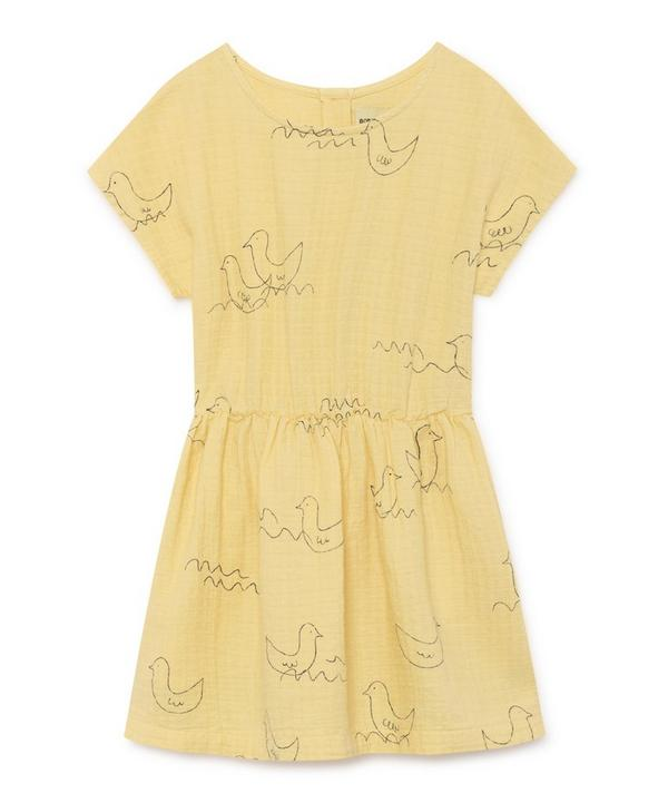 Geese Dress 2-8 Years