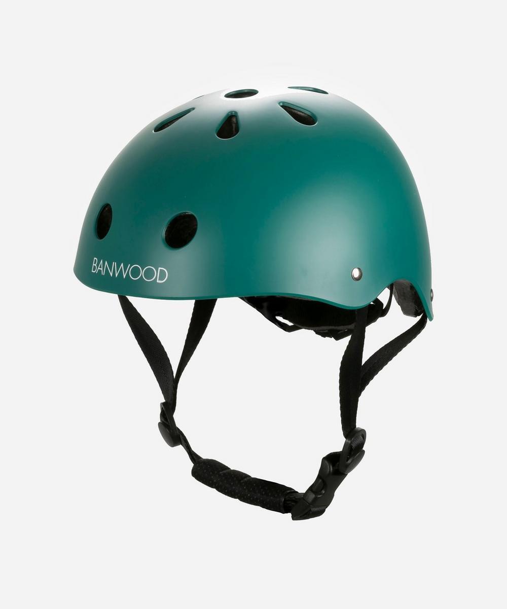 Classic Matte Bicycle Helmet