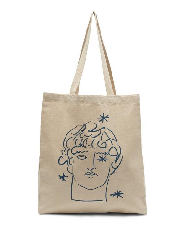 Longest Ever Dream Cotton Tote Bag