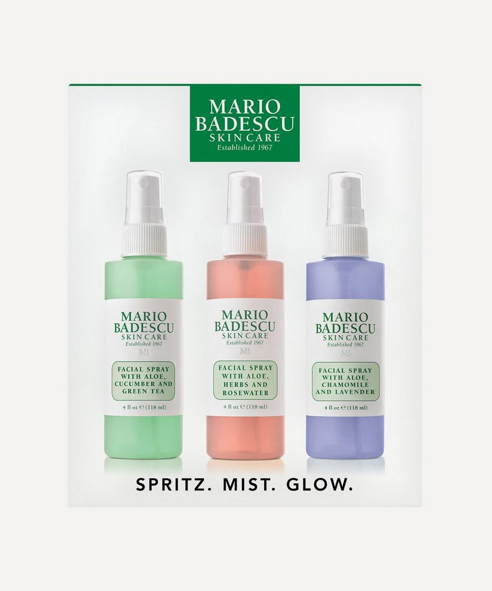 SPRITZ. MIST. GLOW. Facial Spray Gift Set
